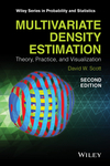 thumbnail image: Multivariate Density Estimation: Theory, Practice, and Visualization, 2nd Edition