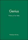 Genius: History of an Idea (0631157859) cover image
