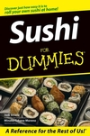 Sushi For Dummies (0764544659) cover image
