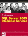 Professional SQL Server 2005 Integration Services (0764584359) cover image