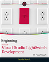 Beginning Microsoft Visual Studio LightSwitch Development (1118021959) cover image