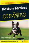 Boston Terriers For Dummies (1118051459) cover image