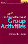 The New Encyclopedia of Group Activities, CD-ROM Included (1118157559) cover image