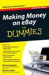Making Money on eBay For Dummies, Australian Edition (1118245059) cover image