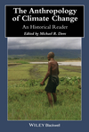The Anthropology of Climate Change: An Historical Reader (1118383559) cover image