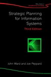 Strategic Planning for Information Systems, 3rd Edition (1118585259) cover image