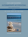 Study Guide to accompany Intermediate Accounting, Tenth Canadian Edition, Volume 1 (1118726359) cover image
