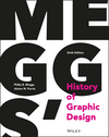 Meggs' History of Graphic Design, 6th Edition (1118772059) cover image