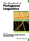 The Handbook of Portuguese Linguistics (1118791959) cover image