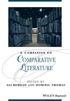 A Companion to Comparative Literature (1118917359) cover image