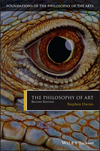 The Philosophy of Art, 2nd Edition (1119091659) cover image