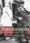 Postcolonialism: An Historical Introduction (1119288959) cover image