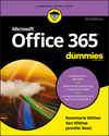 Office 365 For Dummies, 3rd Edition (1119513359) cover image