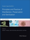 Russell, Hugo and Ayliffe's Principles and Practice of Disinfection, Preservation and Sterilization, 5th Edition (1444333259) cover image