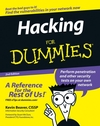 Hacking For Dummies, 2nd Edition (047005235X) cover image