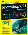 Photoshop CS3 All-in-One Desk Reference For Dummies (047011195X) cover image