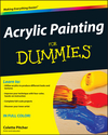 Acrylic Painting For Dummies (047044455X) cover image