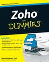 Zoho For Dummies (047054385X) cover image