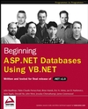 Beginning ASP.NET Databases Using VB.NET (076454375X) cover image