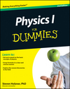 Physics I For Dummies, 2nd Edition (111806755X) cover image