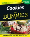 Cookies For Dummies (111806965X) cover image