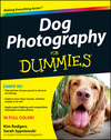 Dog Photography For Dummies (111807775X) cover image