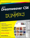 Dreamweaver CS6 For Dummies (111823135X) cover image