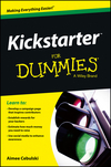 Kickstarter For Dummies (111850545X) cover image