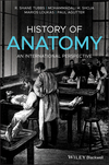 History of Anatomy: An International Perspective (111852425X) cover image