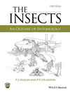 The Insects: An Outline of Entomology, 5th Edition (111884615X) cover image