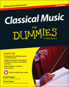 Classical Music For Dummies, 2nd Edition (111904975X) cover image