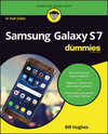 Samsung Galaxy S7 For Dummies (111927995X) cover image