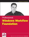 Professional Windows® Workflow Foundation (0470053860) cover image
