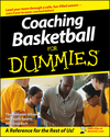 Coaching Basketball For Dummies (0470149760) cover image