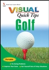 Golf VISUAL Quick Tips (0470182660) cover image