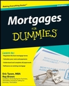 Mortgages For Dummies, 3rd Edition (0470379960) cover image