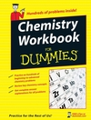 Chemistry Workbook For Dummies (0470413360) cover image