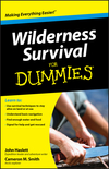 Wilderness Survival For Dummies (0470453060) cover image