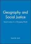 Geography and Social Justice: Social Justice in a Changing World (0631190260) cover image