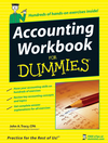 Accounting Workbook For Dummies (1118053060) cover image