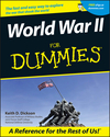 World War II For Dummies (1118069560) cover image