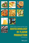 thumbnail image: Biotechnology in Flavor Production, 2nd Edition