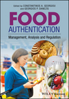 thumbnail image: Food Authentication: Management, Analysis and Regulation