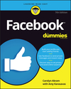 Facebook For Dummies, 7th Edition (1119453860) cover image