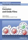 Encyclopedia of Electrochemistry, Volume 4, Corrosion and Oxide Films (3527303960) cover image