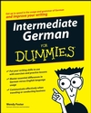 Intermediate German For Dummies (0470370661) cover image