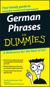 German Phrases For Dummies (0471772461) cover image