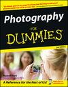 Photography For Dummies, 2nd Edition (0764541161) cover image