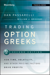 Trading Options Greeks: How Time, Volatility, and Other Pricing Factors Drive Profits, 2nd Edition (1118133161) cover image