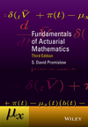 thumbnail image: Fundamentals of Actuarial Mathematics, 3rd Edition